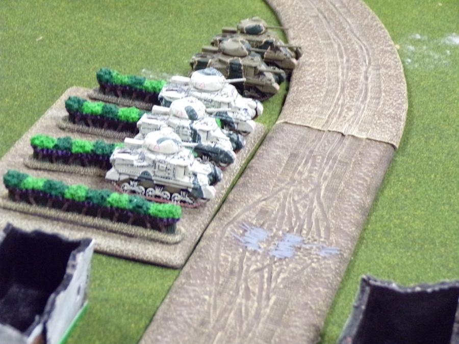Grant Tank Miniatures