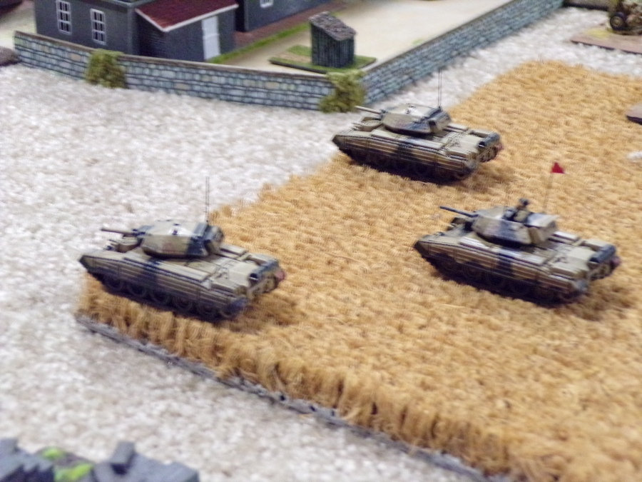 flames of war miniatures games, crusader tanks