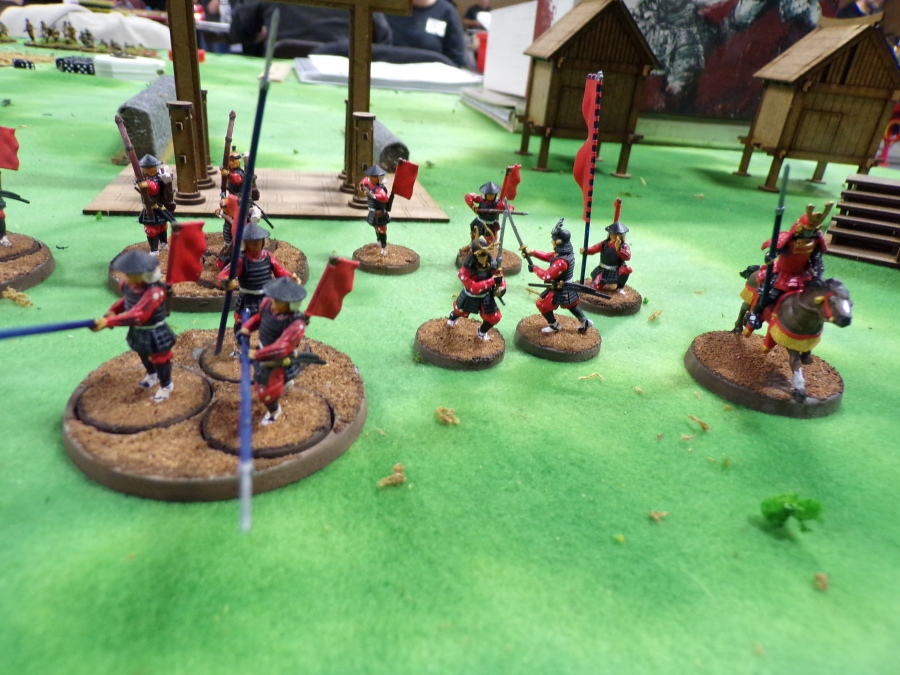 Test of Honour Samurai Tabletop Game Miniatures .