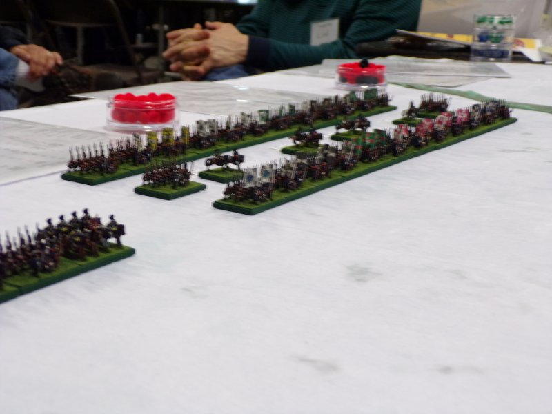 6mm Miniatures Cavalry