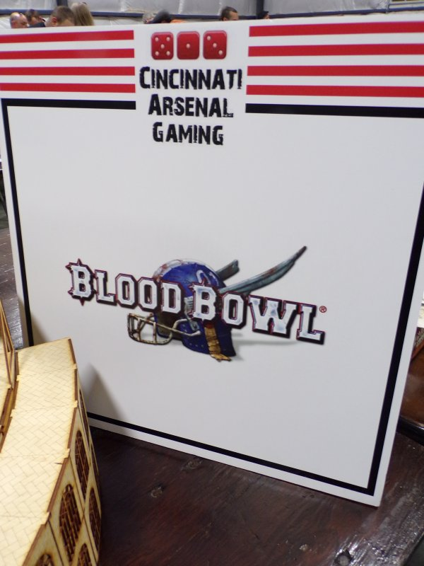 Blood Bowl Tabletop game