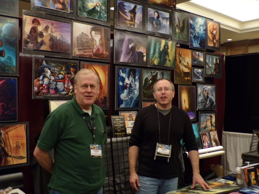 Charles Urbach, GaryCon XI Theme Artists