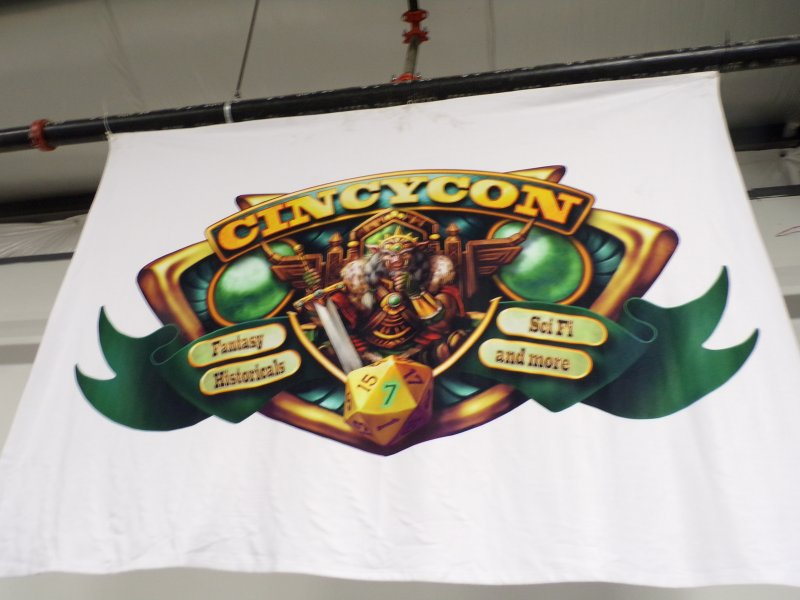 CincyCon 2018 gaming convention
