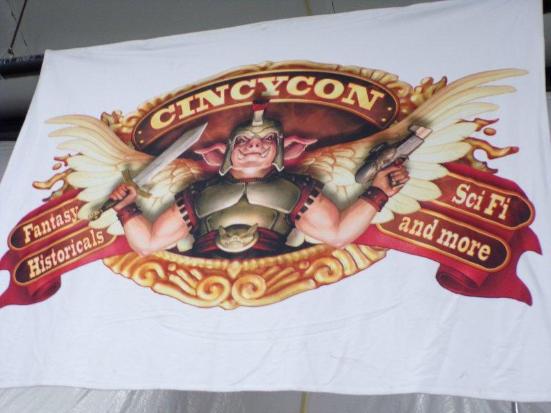 CincyCon Show banner