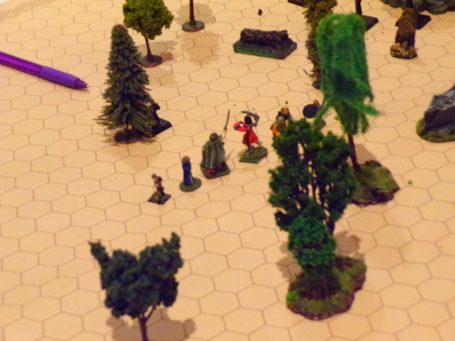 Kingdoms of Kalamar Tabletop RPG. Pretty sure Jolly was playing in this game!