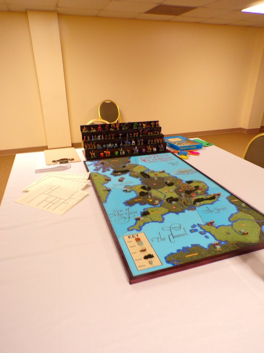 Knights of Camelot Boardgame