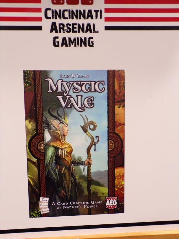 Mystic Vale Minis game