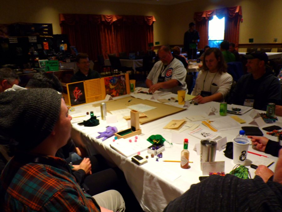 Paul Stormbergs Original Dungeons and Dragons Game @ GaryCon X March 9th, 2011