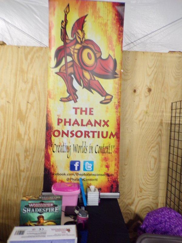 The Phalanx Consortium Banner