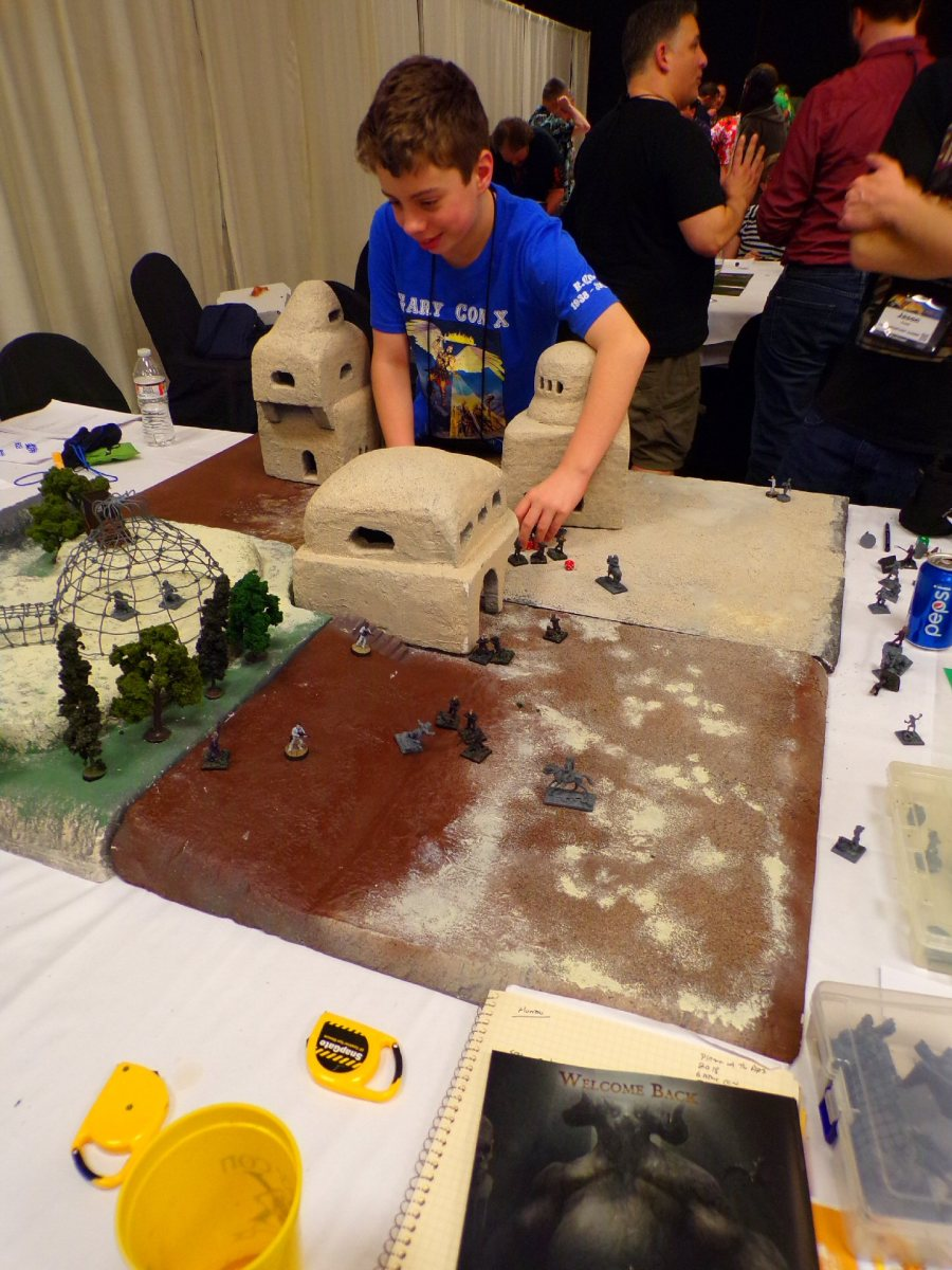 Planet of the Apes RPG being hosted in the Forum.