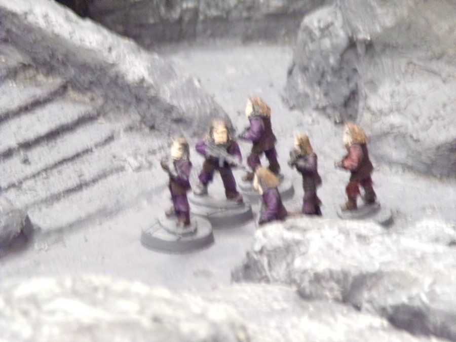 Chipanzee Guards, Planet of the Apes roleplaying game..