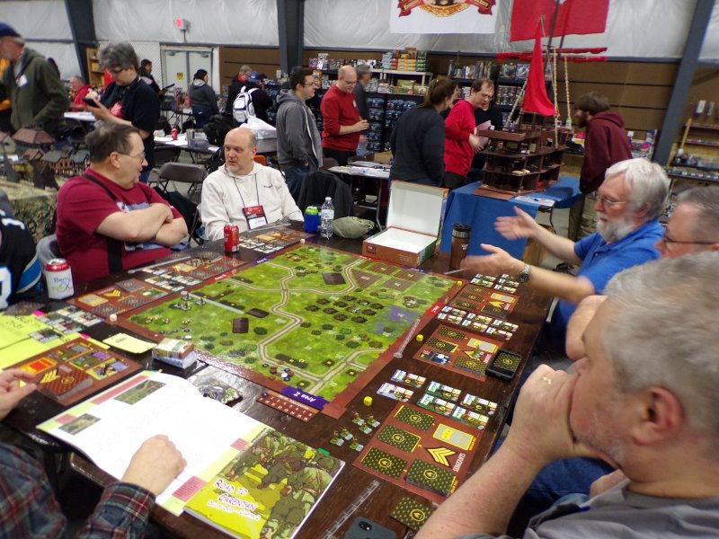 Road to Carentan at CincyCon