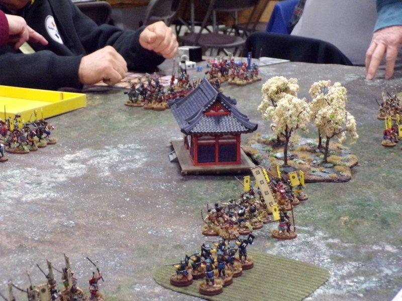 Samurai Miniatures Battles