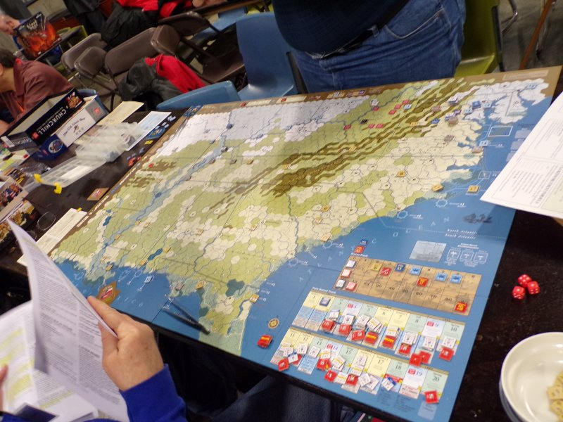 The Civil War Board Game