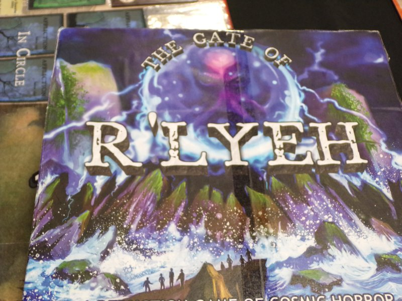 The Gate of Ry'leh Boardgame