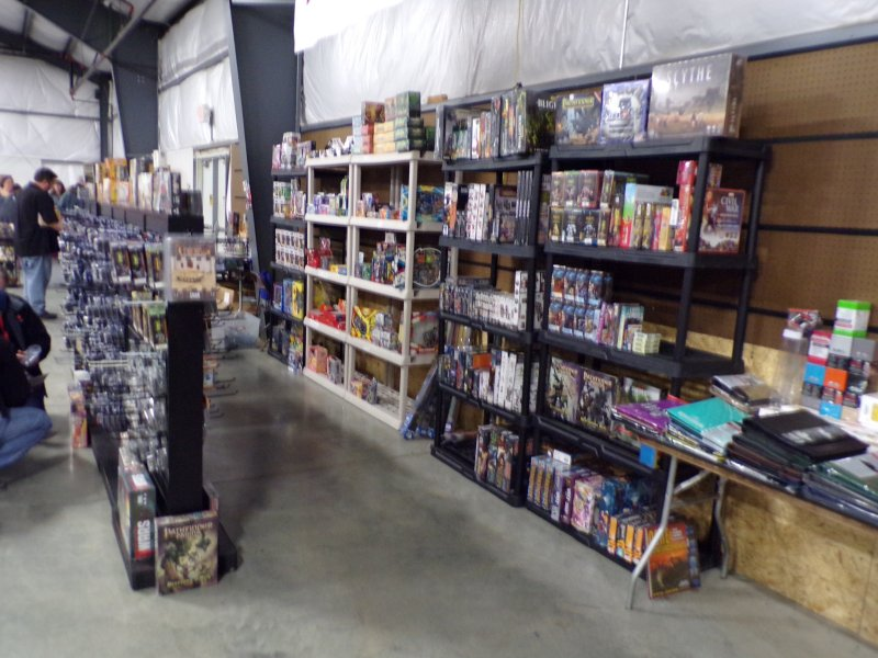 Board Games at Time Warp Cards and Comics.