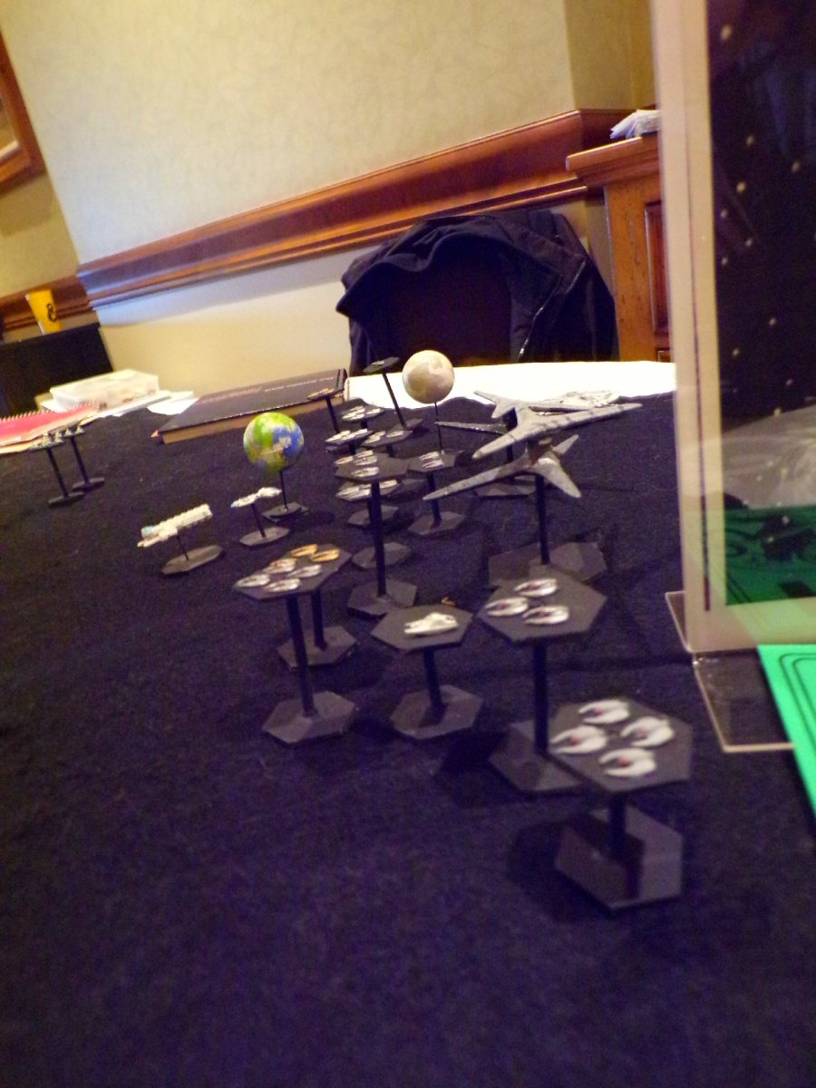 Traveller RPG Setup, Cylon Fleet