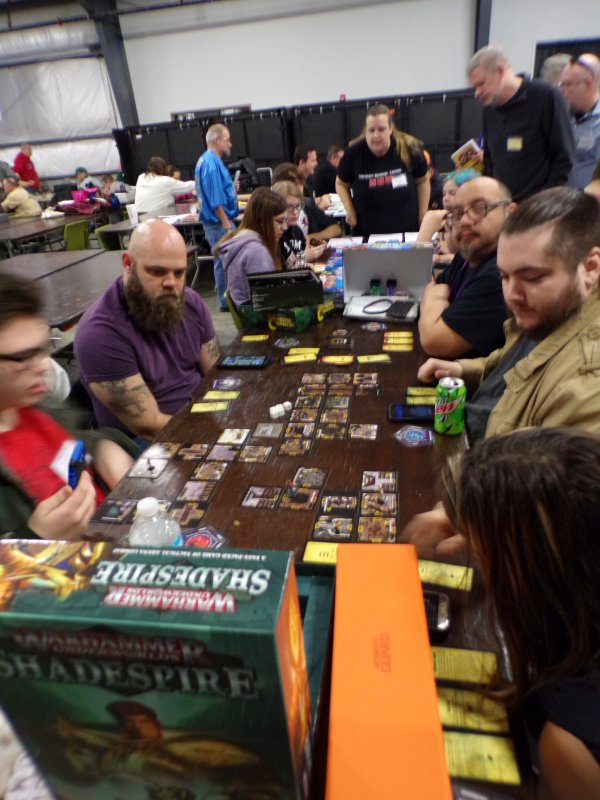 Warhammmer Shadespire Boardgame