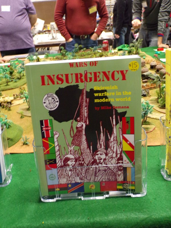 Wars of Insurgency Miniatures Battle Rules