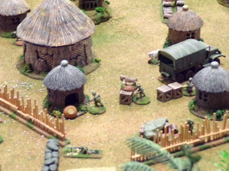Wars of Insurgency Native Village.