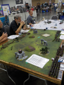 random tabletop wargaming photo