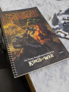 Kings of War Miniatures game