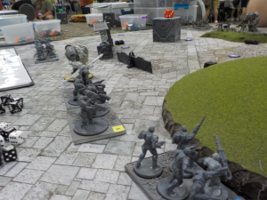 A new Sci-Fi Post/Apoc Minis Game 2/3