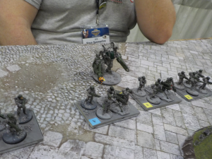 A new Sci-Fi Post/Apoc Minis Game 1/3