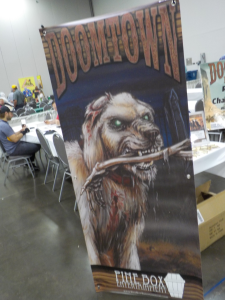 Doomtown reloaded, a Deadlands collectible card game