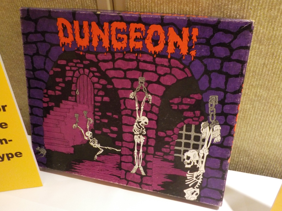 Dave Megarry's Dungeon Game