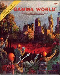 Gamme World RPG Boxed Set Cover