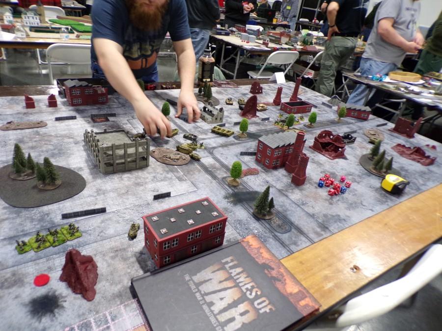 CincyCon Flames of War Battle