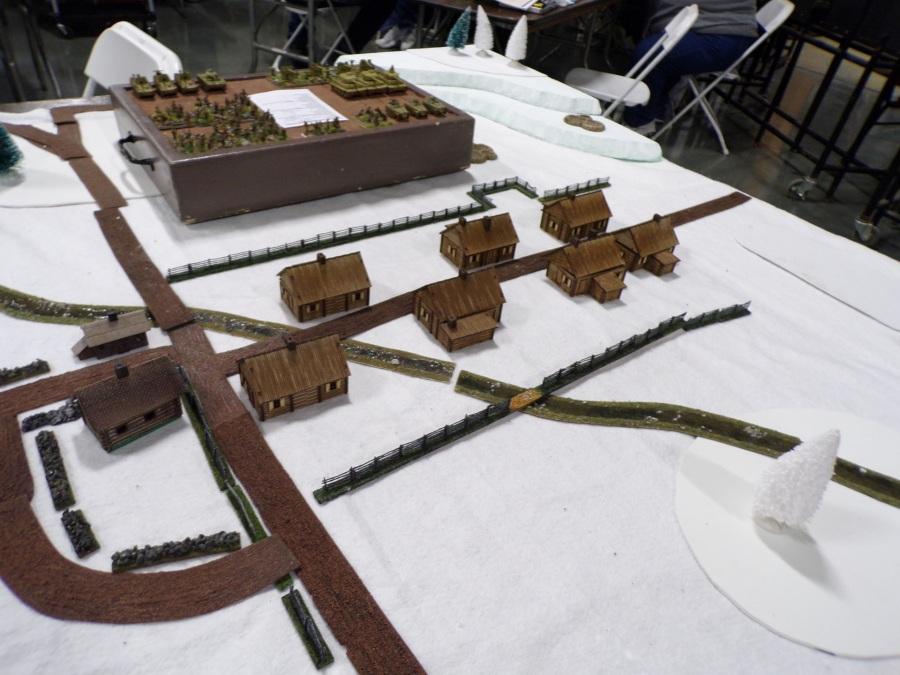 CincyCon Flames of War gaming Tournament