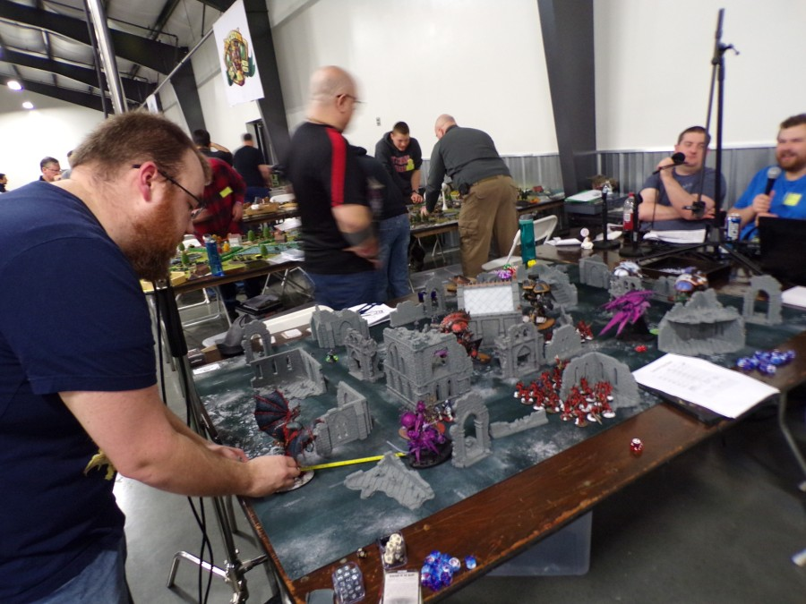 Warhammer Fantasy Tournament