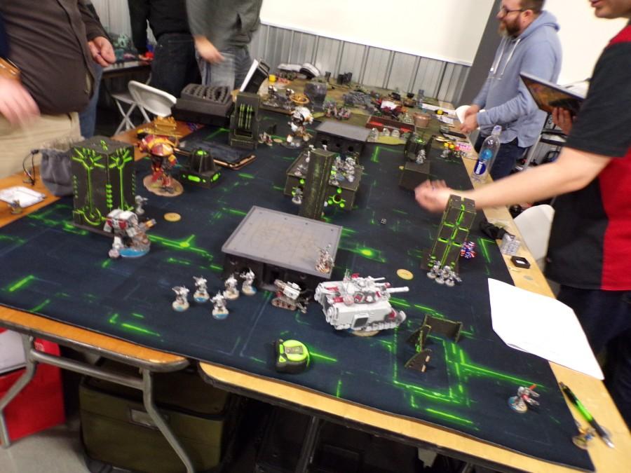 Warhammer 40k Tournament