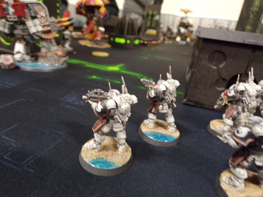 Warhammer 40k Tournament Miniatures