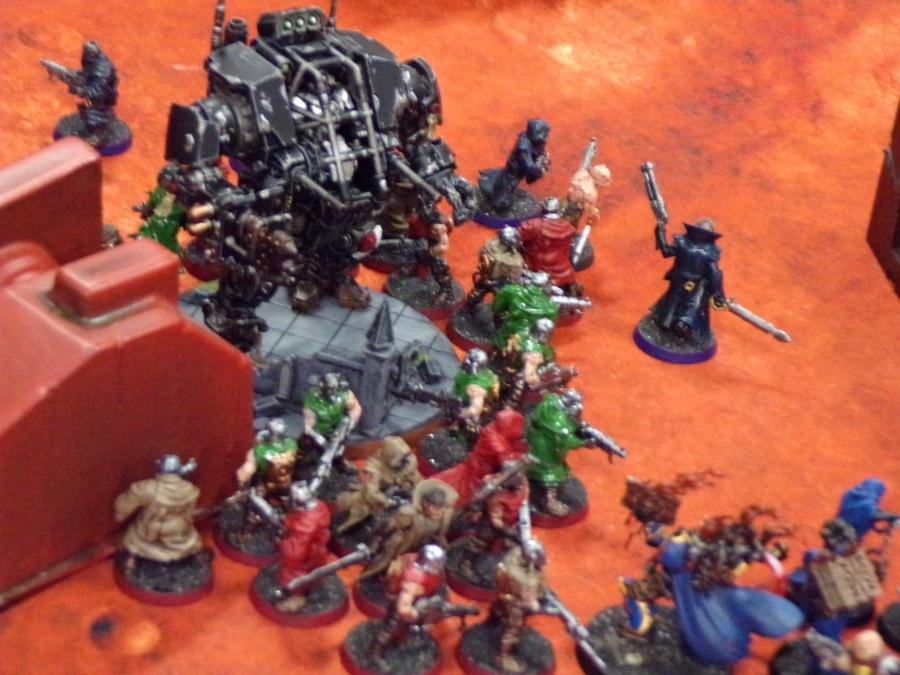 Warhammer 40k Miniatures Sci-Fi Battles 2
