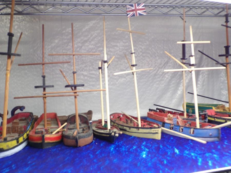 Sea Dog Age of Sail Mianiture Ships