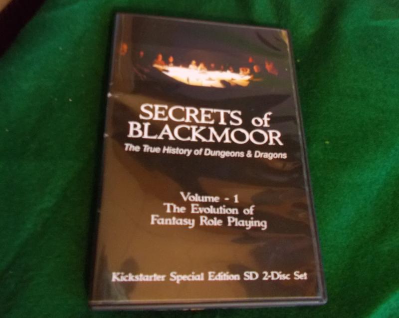 Secrets of Blackmoor Vol - I