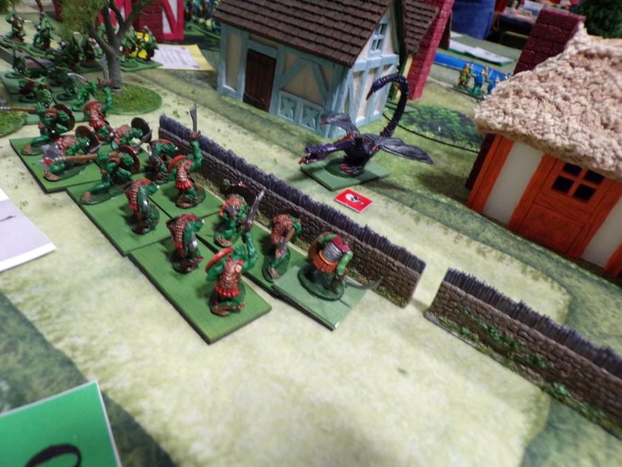 chaos wars minis game