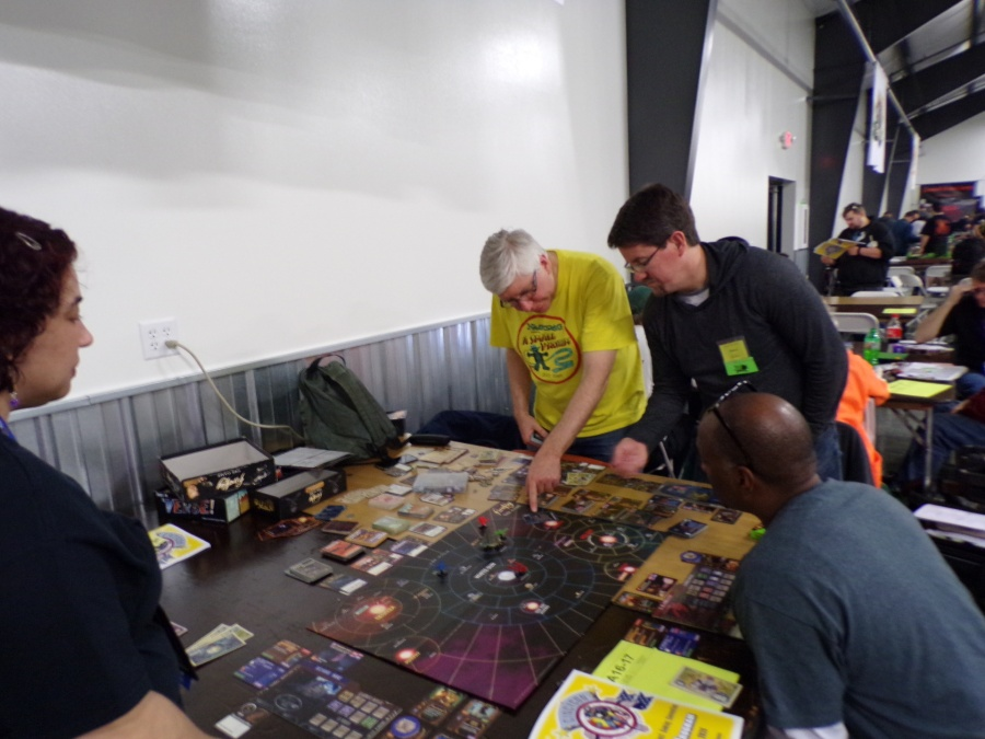 Firefly, the boardgame