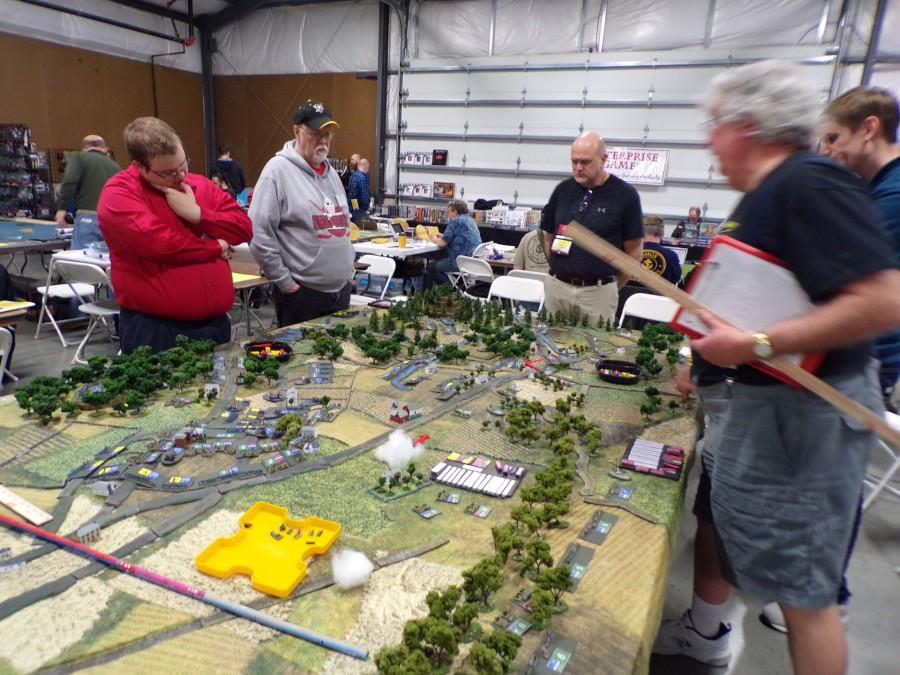 Gettysburg 6mm Battle