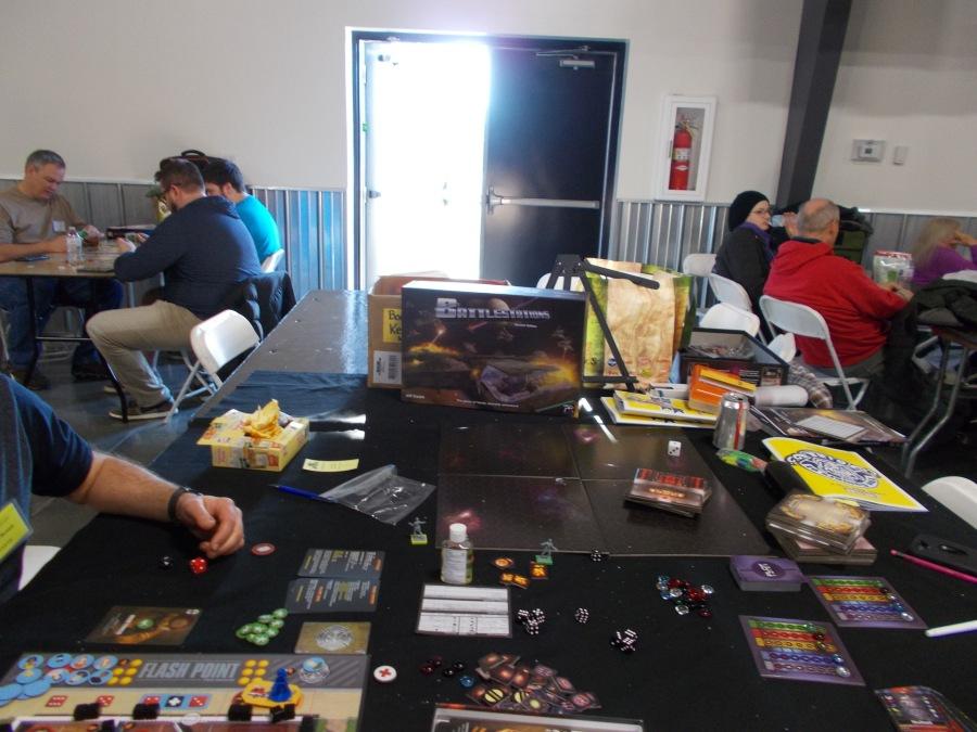 Battlestations Boardgame by Jeff Siadek