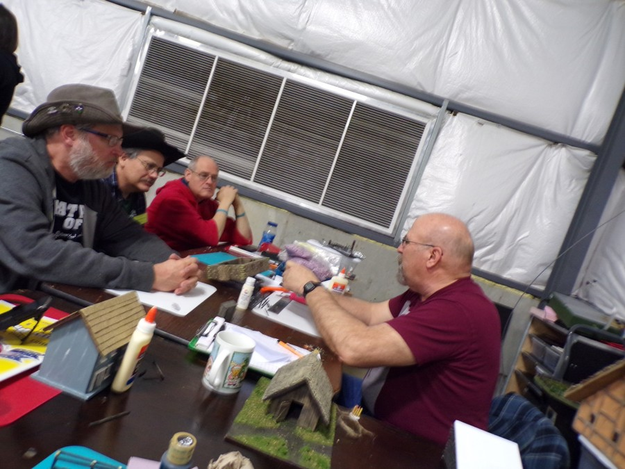 Minaitures Workshop II at CincyCon2020