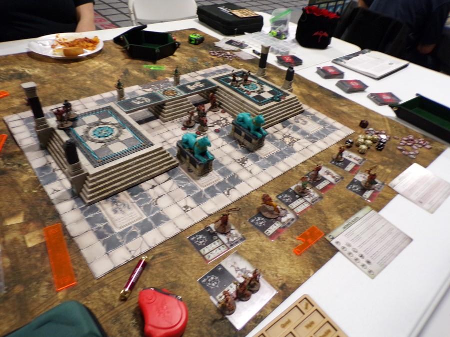 Untamed Beasts Minis Game